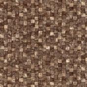 d-c-fix® Sticky Back Plastic (self adhesive vinyl film) Aragon Bark (Mosaic) ...