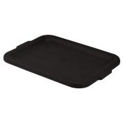 Traex Black 38.1cm x 50.8cm Bus Box Lid