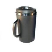 34 Oz Thermoserv Foam Insulated Coffee Mug-black