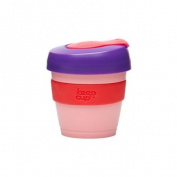 KeepCup The Worlds First Barista Standard 120ml Extra Small Reusable Cup, Candy