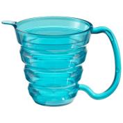 Ableware 745740000 Translucent Blue Ergo Mug, 280ml Capacity