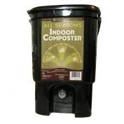 All Seasons Indoor Composter - Black