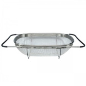 New Star International SD-1077 Expanding Over the Sink Colander with Base Frame