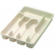 Rubbermaid Bisque Cutlery Tray