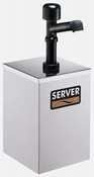 Server Solution Stainless Steel Single Stand 17.125 x 7 x 10.1110cm