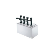 Server-Products Non-Insulated Rail with Solution Pumps, 79870