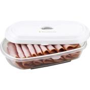 FoodSaver FSFRAN0224 FreshSaver Deli Container, 2-Pack
