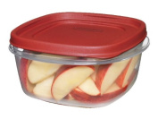 Rubbermaid Easy Find Lids Square 5-Cup Food Storage Container