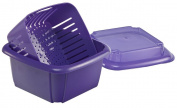 Hutzler 7.6cm -1 Berry Box, Violet
