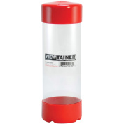 Viewtainer Storage Container 2-1.9cm X20.3cm -Red