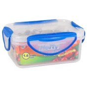 Hefty Clip Fresh Food Storage Container 1.6 Cups Rectangular