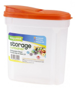 Easy Pack Multipurpose Storage Container with Easy Pour Lid, 1.3-Litre