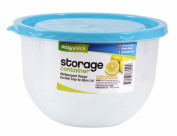 Easy Pack Plastic Storage Bowl with Vented Lid, 2.4-Litre
