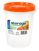 Easy Pack Tall Round Food Storage Container, 1.6-Litre
