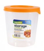 Easy Pack Tall Round Food Storage Container, 2510ml