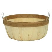 Texas Basket Company Half Bushel Shallow Basket