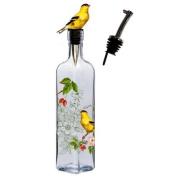 Handpainted Oil Bottle - Aero Postale