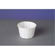 2 Oz Paper Portion Cups in White