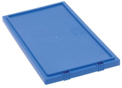 Quantum 3-Pack LID301BL Lid for SNT300 Stack and Nest Tote, Blue