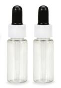 Darice Plastic Bottle with Screw On Dropper, 20ml