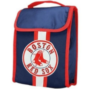 MLB Boston Red Sox hook and loop Lunch Bag