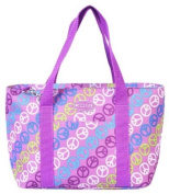 kora K2-348cm sulated Fashion Lunch Tote, Purple Peace