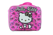 Pink Bows Hello Kitty Lunchbag - Hello Kitty Lunchbox