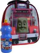 Thomas & Friends Red Lunch Box Includes & Bottle
