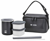 Thermos Thermal Insulated Lunch Box DBQ-361 Keep Warm Bento