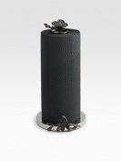 Michael Aram Black Orchid Paper Towel Holder