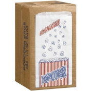 Great Northern Popcorn Company 1-1/60ml Duro Bag Popcorn Bags, Case of 500