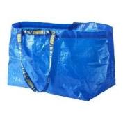 IKEA LARGE SHOPPING BAG, FAST SHIPPING