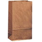 Duro 80005 Grocery Kraft Paper Bag 0.9kg, 500 Count