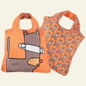 Envirosax Eco-Friendly Kids Reusable Shopping Bag - Rusty