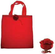 DCI EZ Bags Red Rose Reusable Bag and Pouch