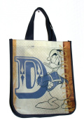 Disney Mickey Mouse Friend Donald Duck Reusable Grocery Bag Tote