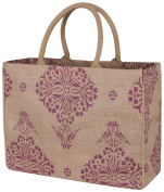Kaf Home Sausalito Market Bag, Indian Purple