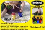 Spiker 6 pack Beach Beverage Holder