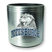 University of Pittsburgh Insulated Stainless Steel Can Cooler