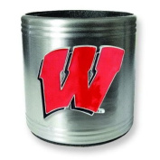University of Wisconsin Insulated Stainless Steel Can Cooler