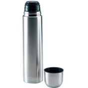 LebernaTM 1010ml Stainless Steel Vacuum Insulated Briefcase Bottle Hot & Cold Beverage