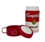 Campbell's Soup Can-tainer, 11-1/60ml