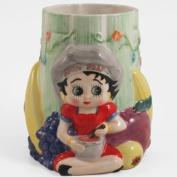 Betty Boop Fruit Ceramic Utenstil Caddy