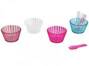 PT Dessert Bowls Set, PS, Assorted Colours