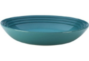 Le Creuset Stoneware 24.8cm Pasta Bowl, Caribbean