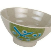 Green Melamine Rice Bowl 12.1cm #915/M