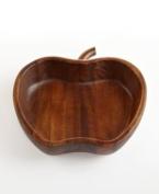 The Cellar Serveware, Acacia Wood Apple Bowl