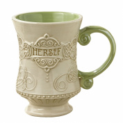 "Grasslands Road Celtic 300ml ""Herself"" Irish Coffee Mug, Gift Boxed"