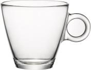 Bormioli Rocco Easy Bar Espresso Cups, Clear, Set of 12