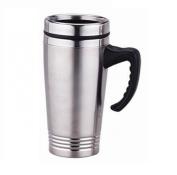 Stainless Steel Insulated Travel Coffee Mug 470ml